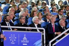 Cerimonia di apertura Universiade Napoli 2019