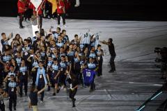 Cerimonia di apertura Universiade 2019 photo POOL FOTOGRAFI UNIVERSIADE