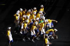 Cerimonia di apertura Universiadi 2019ph Pool Fotografi Universiade
